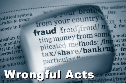 Protect your business from the threat of wrongful acts